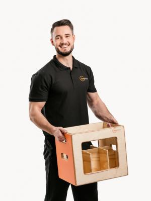 Personal Trainer - Zertifizierter Präventionstrainer - Niklas Arnold
